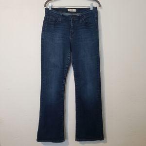 Levi's 529 Curvy Boot Jeans 0025